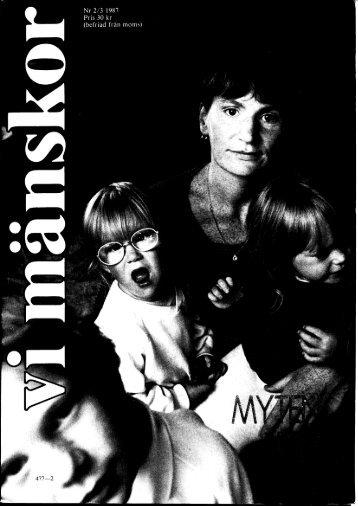 1987/2_3 - Vi Mänskor