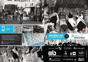 Download Sponsormap - St. Wielerpromotie Rivierenland