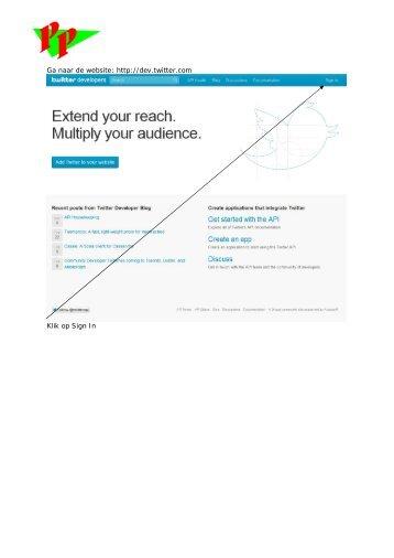 Automatisch Tussenstanden Tweeten - Digitaal Wedstrijd Formulier