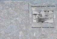 Stenhuggarepoken 1887-1970 Hamburgsund Heestrand Slottet