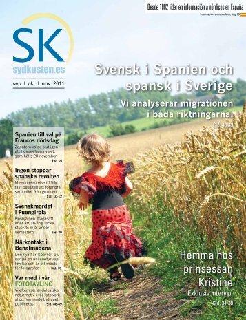 SK sep   okt   nov 2011 - Sydkusten