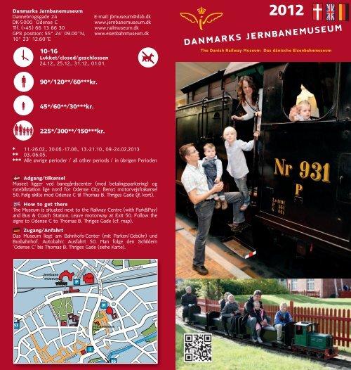2012 - Danmarks Jernbanemuseum