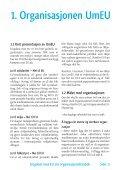 Organisasjonshåndbok - Ungdom mot EU - Page 5