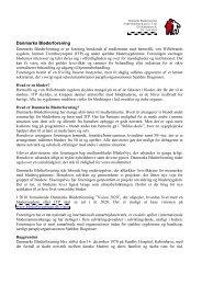 Læs mere om Danmarks Bløderforening her - Sjældne Diagnoser