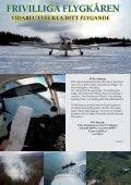 Broschyr för att värva nya medlemmar (7,1 MB) - Frivilliga Flygkåren - Page 4