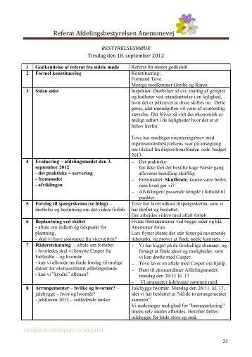 2012 09 18 Ref. afdelingsbestyrelsesmøde.pdf - FællesBo