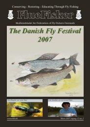 FlueFisker marts 2007 - Federation of Fly Fishers Denmark