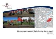 WOP Oude Amsterdamse Buurt.indd - Gemeente Haarlem