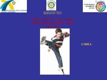 Presentazione del progetto - Consiglio regionale della Calabria