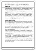 Systematisk sikkerhetsforvaltning i kommunale bygg. Modul 2 - Page 5