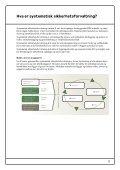 Systematisk sikkerhetsforvaltning i kommunale bygg. Modul 2 - Page 7