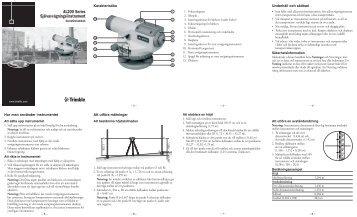 AL200 Series Självavvägningsiinstrument