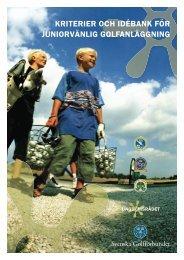 Juniorvänlig golfanläggning - Golf.se