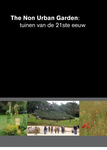 The Non Urban Garden - Kunstvereniging Diepenheim