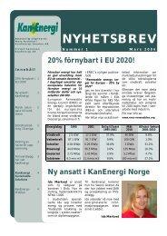 Nyhetsbrev mars 04 - KanEnergi AS