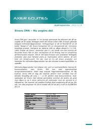Sivers IMA – Nu avgörs det - AktieTorget