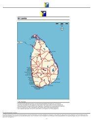 Sri Lanka - Reisbureau Acire