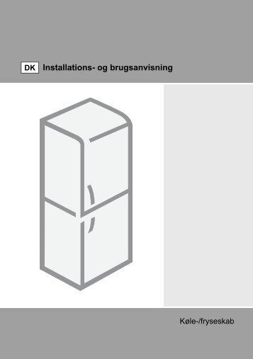 DK Installations- og brugsanvisning - Hvidt & Frit