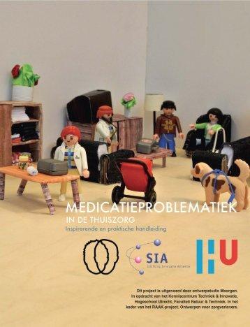 Onderzoekrapport Medicatieproblematiek in de Thuiszorg