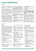 HET GLOBAAL PREVENTIEPLAN - FFC - Page 3