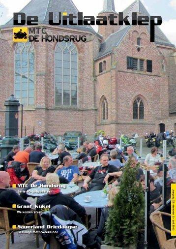 MTC De Hondsrug Sauerland Driedaagse Graaf Kukel