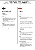 GLUTEN ALLERGI (CØLIAKI) - Sticks'n'Sushi - Page 3