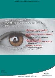 Influensautbrottet i Sverige 2007