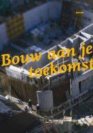 Atelierfolder Bouw - Hogeschool Sint-Lukas Brussel