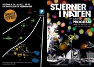 program - STJERNER I NATTEN