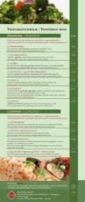 PIADINERIA ÉTLAP/MENU - Casa Piadina - Page 6
