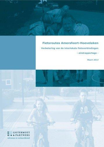 Eindrapportage Fietsroutes Amersfoort-Hoevelaken - Timenco