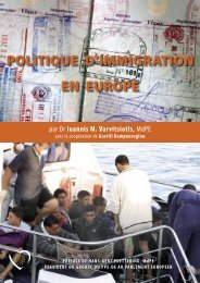politique d'immigration en europe - EPP Group in the European ...