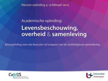Levensbeschouwing (Cemis-opleiding LOS 2013).pdf - IMaMS