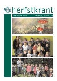 2010_herfstkrant.pdf 12.15 MB - Basisschool De Vlinder