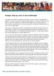 download andagt - KFUM og KFUK i Danmark