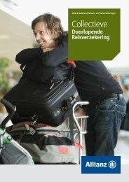 Download onze brochure als PDF - PMA reisverzekering