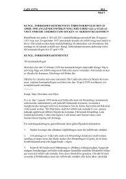 Kungl. Inrikesdepartementets ämbetsskrivelse den 25 april 1958 ...