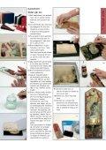 Nabo med guld i. Forgyldning og ætsning. - Anne-Mette Lehrskov - Page 4