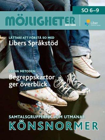 könSnormer - Liber