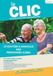 Le soutien à domiciLe des personnes âgées - Laval