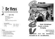 clubblad september 2006 - eckev