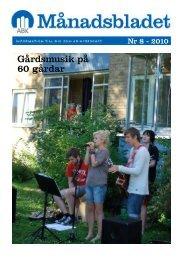 Nr 8 - 2010 - ABK