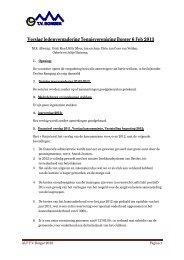 Verslag ALV 2013 - tvborger