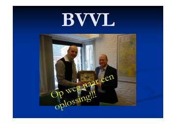 BVVL winst en verliesrekening.pdf - belangenvereniging ...