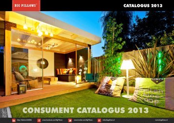 CONSUMENT CATALOGUS 2013 - Big Pillows