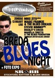 ZONDAG 13 MAART LIVE - Stichting Rhythm & Blues Breda