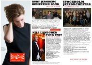 våren 2012 - Bollnäs Jazz Club