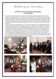 lesen Sie hier... - Evangelische Kirchengemeinde Berchtesgaden