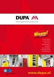 DUPAkrant bekijken (PDF) - Dupa Veiligheidstechniek