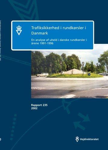 Trafiksikkerhed i rundkørsler i Danmark - Cykelviden